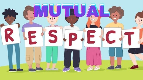 Mutual respect definition