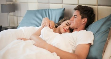 How to tell if he loves you in bed