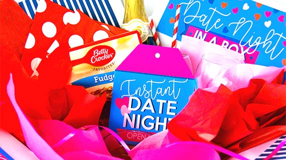 Box Of Date Night Idea Cards
