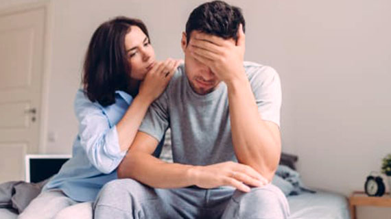 My Depressed Husband Want To Be Alone