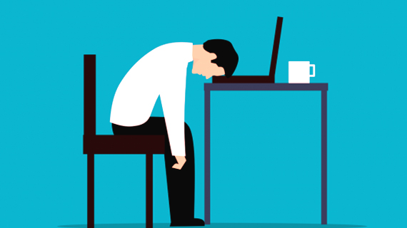 Depressed Husband Wants To Quit Job