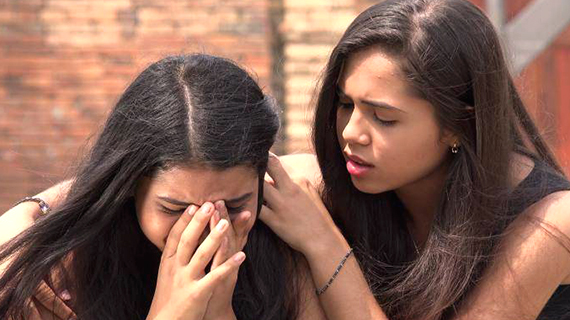 Does Crying Help You Get Over A Breakup