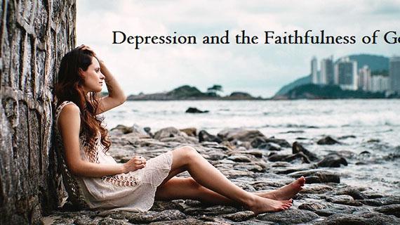 Losing Faith in God depression