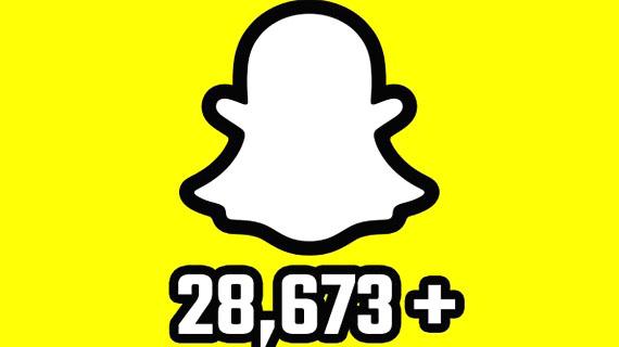 My Boyfriend's Snapchat Score Keeps Going Up