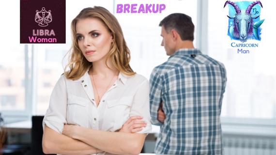 Capricorn Man Libra Woman BreakUp