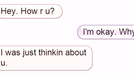 Ex Gf Keeps Texting Me
