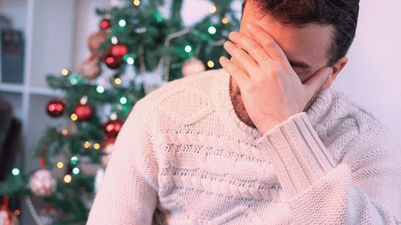First Christmas After Divorce